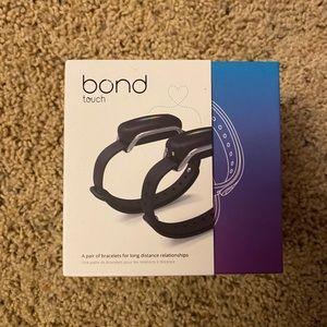 Bond Touch LDR Bracelet Pair